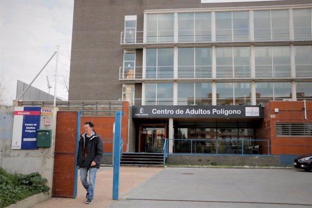 Centro de Educación de Adultos.