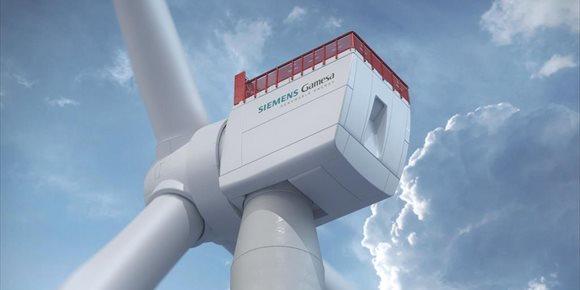 6. Siemens Gamesa instalará su nueva 'megaturbina' de 14 MW en un proyecto eólico marino en Taiwán