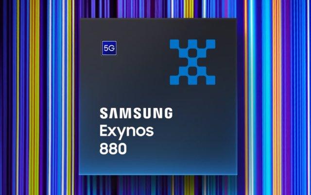 El procesador Exynos 880 5G para la gama media debuta en el nuevo Vivo Y70s