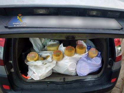 Imputado por sustraer 150 quesos valorados en más de 3.000 euros de una empresa