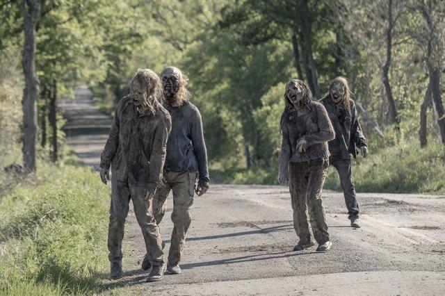 Imagen de la quinta temporada de 'Fear the Walking Dead'