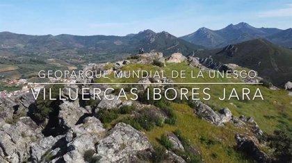 La Diputación de Cáceres se suma a la XI Semana de los Geoparques Europeos con foros y paseos online