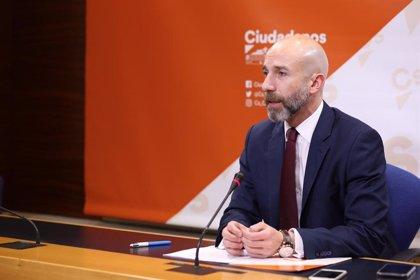 """Cs espera que PP cese en sus declaraciones y se pueda """"avenir al acuerdo y consenso que reclama la ciudadanía"""""""