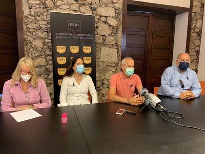 """Los hosteleros de Las Palmas de Gran Canaria lanzan un SOS por el silencio del Ayuntamiento ante la """"pandemia económica"""""""