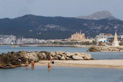 El deporte en las playas de Baleares se deberá hacer en la fase 2 de modo individual y sin contacto físico