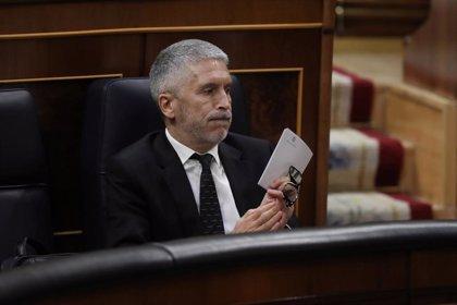 """Ciudadanos pide la dimisión de Marlaska por """"el inmenso daño que está causando a las instituciones"""""""
