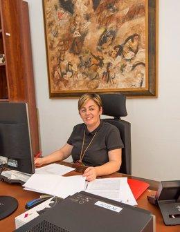 Amelia Moreno, diputada de Servicios Sociales de la Diputación de Cáceres