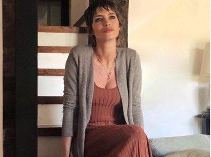 Sara Carbonero, espectacular con el pelo corto ¿garçon o mullet?