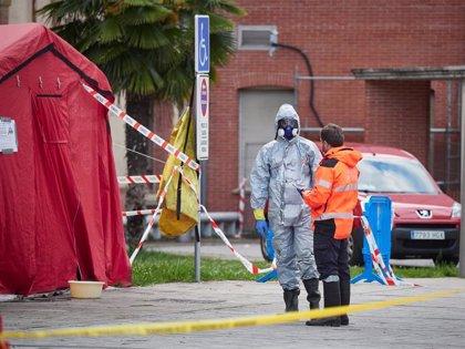Navarra contabiliza cinco nuevos casos de coronavirus y ningún fallecido, según datos del Ministerio