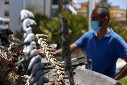 Empresarios de playas de Málaga estiman que antes del 8 de junio abrirán el 90% de los servicios