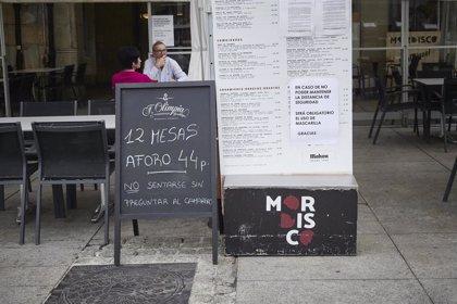 Hosteleros piden el aumento de los aforos en los establecimientos de Navarra