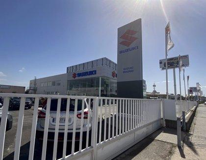Suzuki rebaja un 25% su beneficio en su año fiscal, hasta 1.136 millones