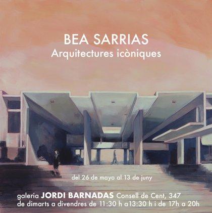 La galería barcelonesa Jordi Barnadas abre una exposición presencial de la pintora Bea Sarrias
