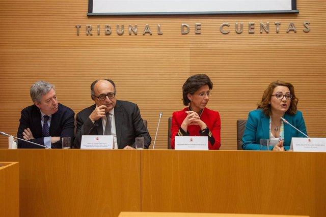 Reunión del Tribunal de Cuentas con los órganos de control externo de las comunidades autónomas