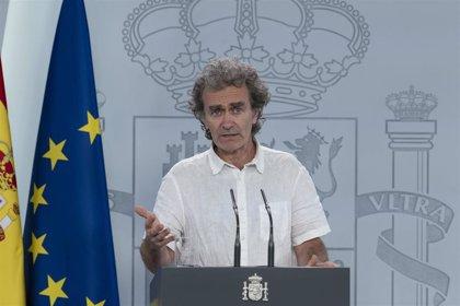 """Simón dice que si Baleares mantiene una buena evolución """"podría pensarse"""" la solicitud de avanzar a la fase 3"""