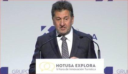 Amancio López (Hotusa) reclama un plan de rescate para el sector turístico