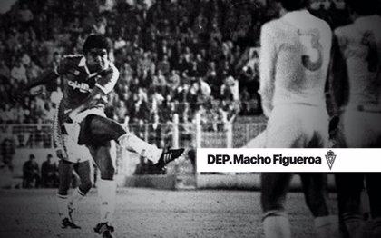 Fallece el hondureño 'Macho' Figueroa, mito del Real Murcia, a los 61 años