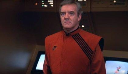 Muere el actor de Seinfeld, Star Trek y V Richard Herd, a los 87 años