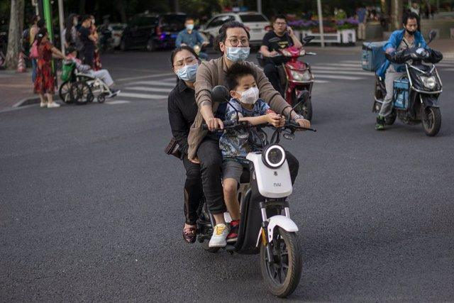 Coronavirus.- China registra solo un caso importado de la COVID-19 en Shanghái