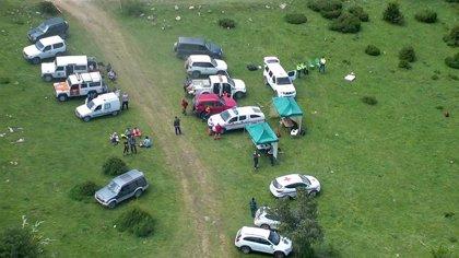 Cuarto día de búsqueda del joven desaparecido en Campoo