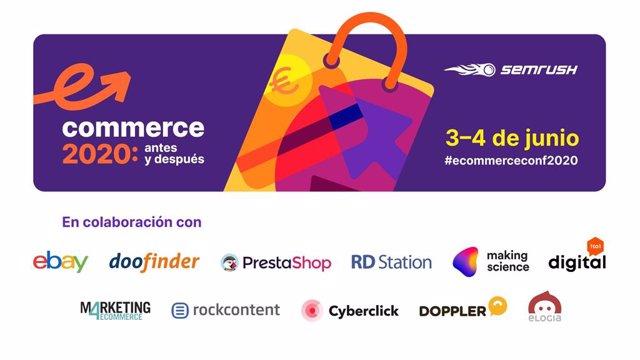 COMUNICADO: SEMrush Conferencia E-commerce 2020: antes y después