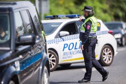 Policía Municipal de Madrid puso ayer 214 sanciones por el estado de alarma, un tercio de las de hace una semana