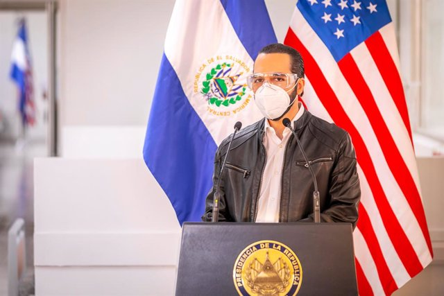 Coronavirus.- El presidente de El Salvador revela que también él toma hidroxiclo