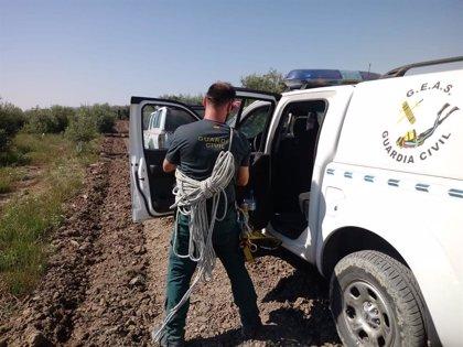 Localizado en un pozo el cuerpo sin vida del vecino de Arjona (Jaén) desaparecido hace una semana