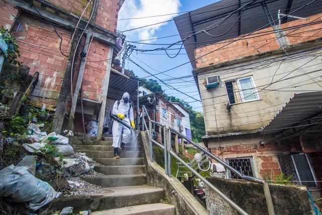 """Coronavirus.- La OPS sitúa el """"epicentro"""" de la pandemia de coronavirus en Améri"""