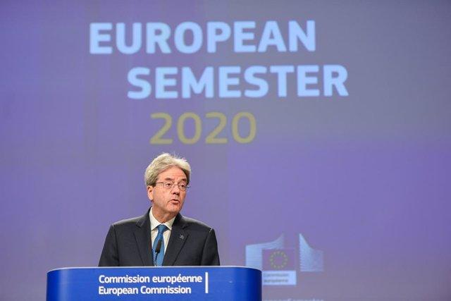 AMP.- UE.- Bruselas propone un fondo de recuperación de 750.000 millones formado