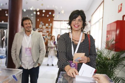 Teresa Rodríguez, 'Kichi' o el exlíder de IU Luis Carlos Rejón apoyan la reivindicación de Adelante como sujeto político