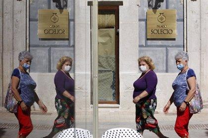 El Gobierno de Aragón repartirá cuatro mascarillas gratis en junio a personas mayores y vulnerables