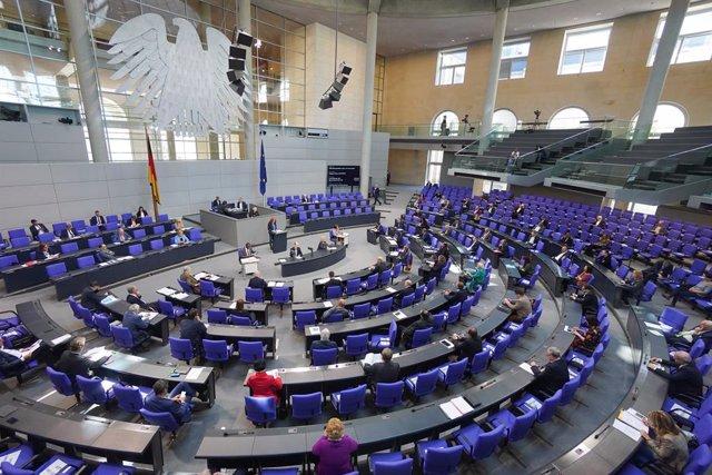 Alemania.- Rusia rechaza las acusaciones de Alemania por un ciberataque contra e