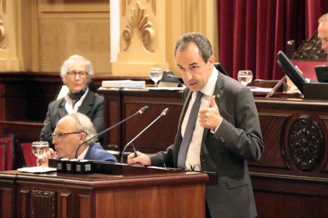 Coronavirus.- Cs Baleares exige a Gómez que rectifique y deje de responsabilizar a sanitarios de contagios por COVID-19