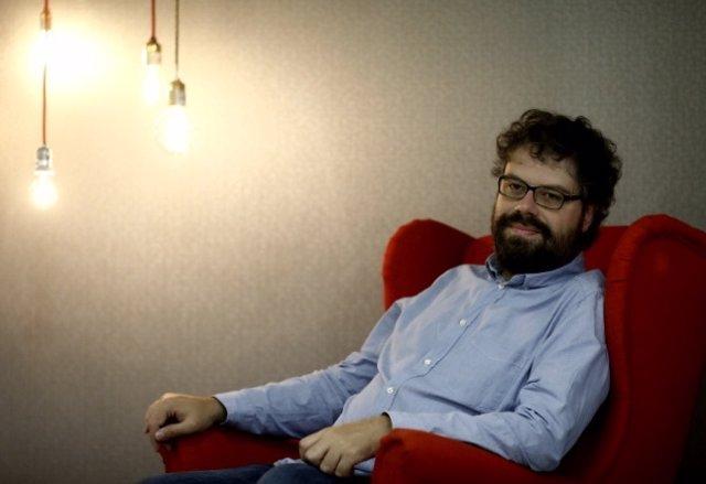 El escritor Sergio del Molino publica 'La piel'