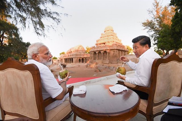 India/China.- Aumenta la tensión fronteriza entre China e India con nuevos despl