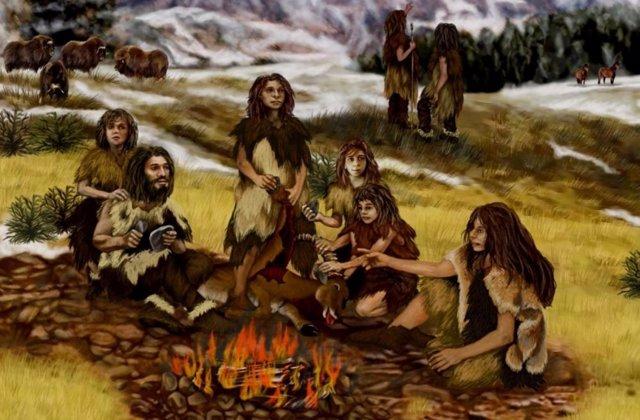 Un gen neandertal favorece la fertilidad en un tercio de las europeas