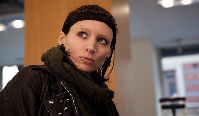 Rooney Mara en Millennium: Los hombres que no amaban a las mujeres