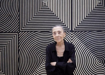 """El Reina Sofía estrena un documental sobre Elena Asins, """"figura clave"""" de la abstracción geométrica"""