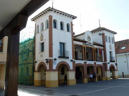 Pinto centraliza la distribución del material de protección de trabajadores municipales
