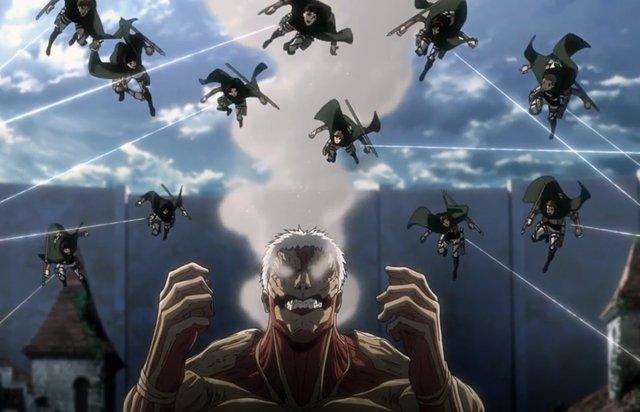 ¿Cuándo Se Estren Ala Última Temporada De Attack On Titans (Ataque A Los Titanes)?