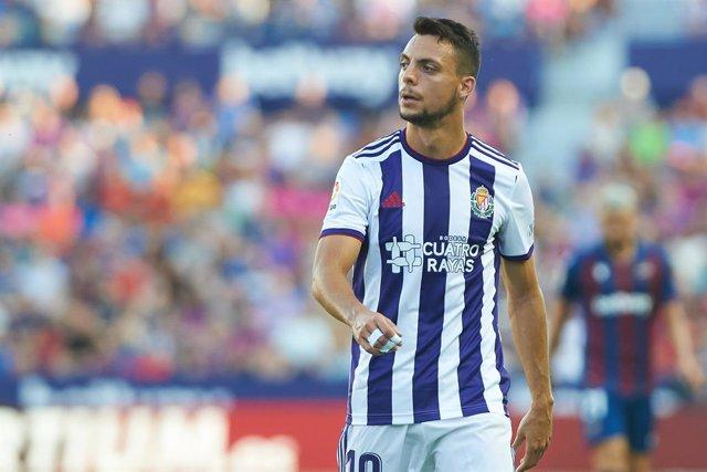 Fútbol.- Óscar Plano prolonga hasta 2023 su contrato con el Real Valladolid