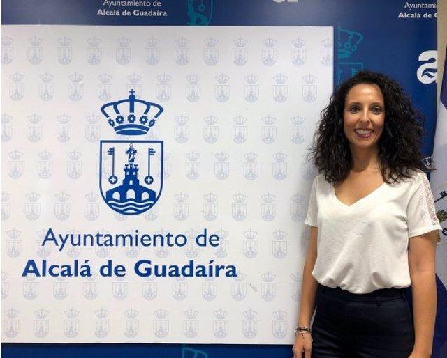 La delegada de Transparencia del Ayuntamiento de Alcalá de Guadaíra, Rosa Carro.
