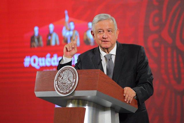 "Coronavirus.- López Obrador retomará la próxima semana su ""gira"" por México tras"