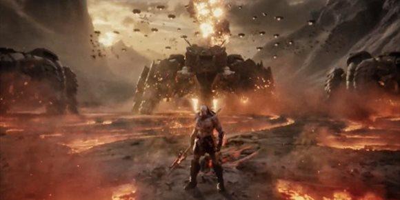 3. Este es el Darkseid de Zack Snyder y su Liga de la Justicia (Justice League)