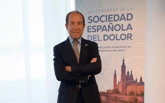 El jefe de la Unidad de Anestesia, Reanimación y Tratamiento del Dolor del Hospital Puerta del Mar de Cádiz, Luis Miguel Torres