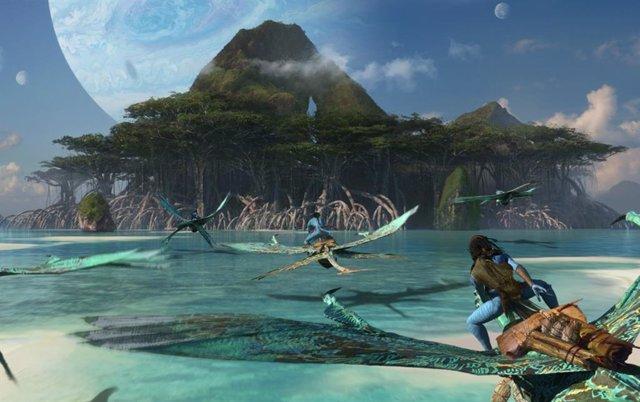 Diseños de la nueva película de Avatar