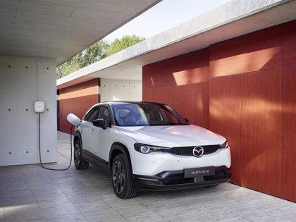 Iberdrola se alía con Mazda para el suministro de puntos de recarga e impulsar la movilidad eléctrica