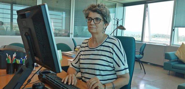 La secretaria autonómica de Universidad, Investigación y Política Lingüística, Agustina Vilaret