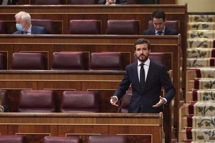 """Casado denuncia una nueva """"purga"""" en la Guardia Civil tras la salida del número tres para ir a otro destino"""